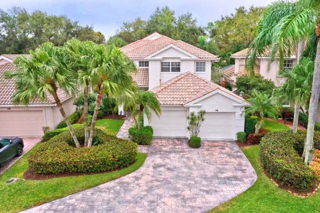 711 Pinehurst Way, Palm Beach Gardens, FL 33418 (#RX-10597362) :: Ryan Jennings Group