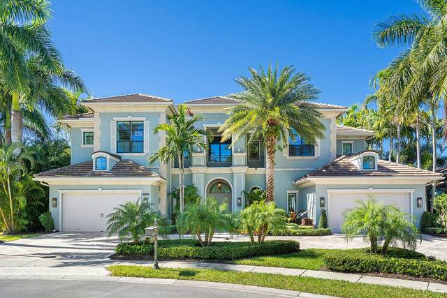 16781 Crown Bridge Drive, Delray Beach, FL 33446 (#RX-10597483) :: Ryan Jennings Group