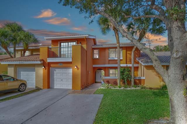 6115 Belleza Lane, Boca Raton, FL 33433 (#RX-10597565) :: Ryan Jennings Group