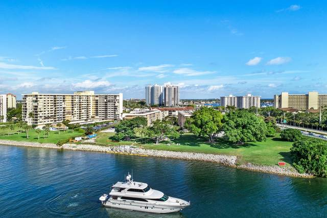 304 Golfview Road Ph 6, North Palm Beach, FL 33408 (#RX-10597625) :: Ryan Jennings Group