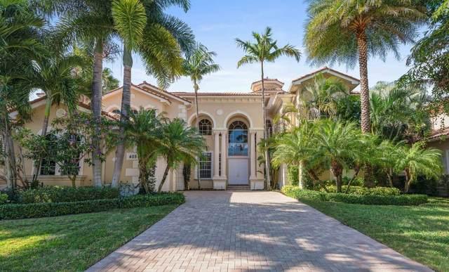 405 Savoie Drive, Palm Beach Gardens, FL 33410 (MLS #RX-10597734) :: Berkshire Hathaway HomeServices EWM Realty