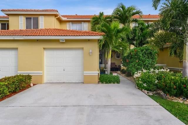 1504 Arezzo Circle, Boynton Beach, FL 33436 (#RX-10597791) :: Ryan Jennings Group