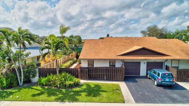 374 SW 27th Avenue #, Delray Beach, FL 33445 (#RX-10597877) :: Ryan Jennings Group