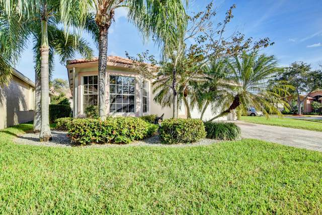 7582 Pebble Shores Terrace, Lake Worth, FL 33467 (#RX-10597892) :: Ryan Jennings Group