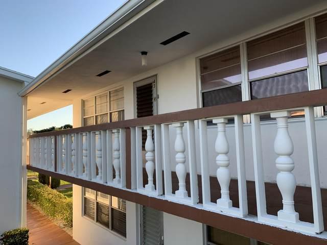 43 Cambridge B #43, West Palm Beach, FL 33417 (MLS #RX-10598177) :: The Paiz Group