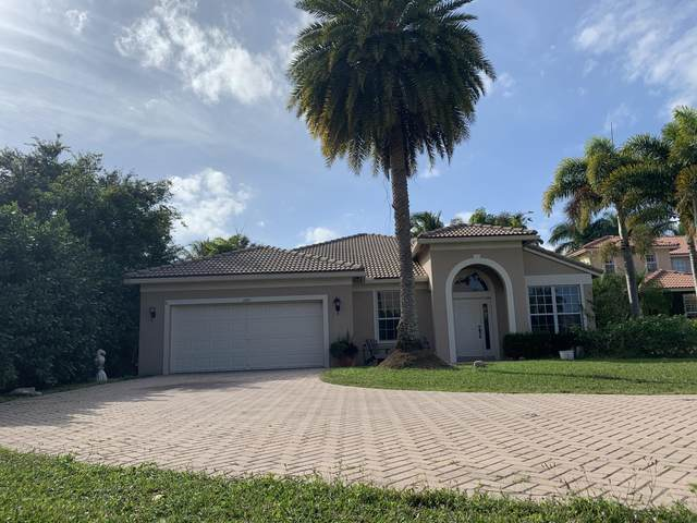 1447 Newhaven Point Lane, West Palm Beach, FL 33411 (#RX-10598190) :: Ryan Jennings Group