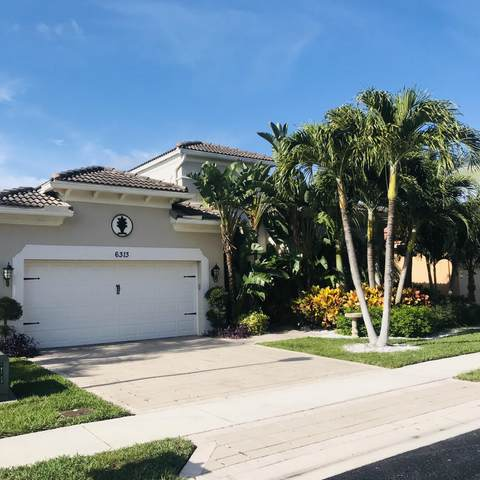 6313 Paradise Cove, West Palm Beach, FL 33411 (#RX-10598206) :: Ryan Jennings Group