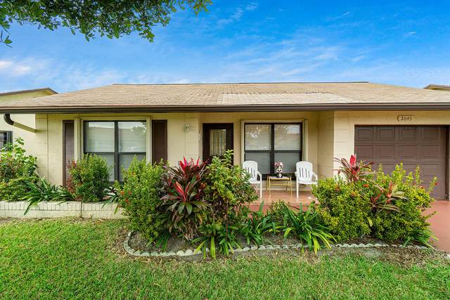 2045 SW 17th Circle, Deerfield Beach, FL 33442 (#RX-10598257) :: Ryan Jennings Group