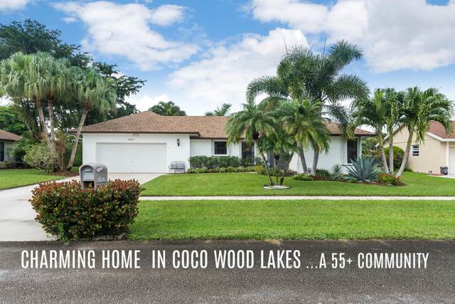 14897 Sunnyview Lane, Delray Beach, FL 33484 (#RX-10598298) :: Ryan Jennings Group