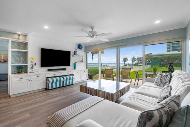 2701 S Ocean Boulevard #12, Highland Beach, FL 33487 (#RX-10598331) :: Ryan Jennings Group