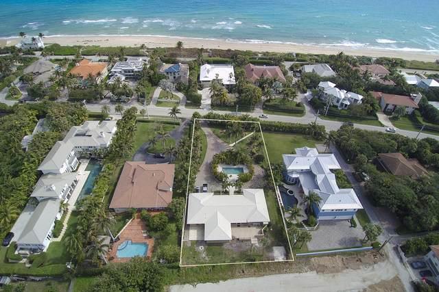 5920 N Ocean Boulevard, Ocean Ridge, FL 33435 (MLS #RX-10598430) :: Berkshire Hathaway HomeServices EWM Realty