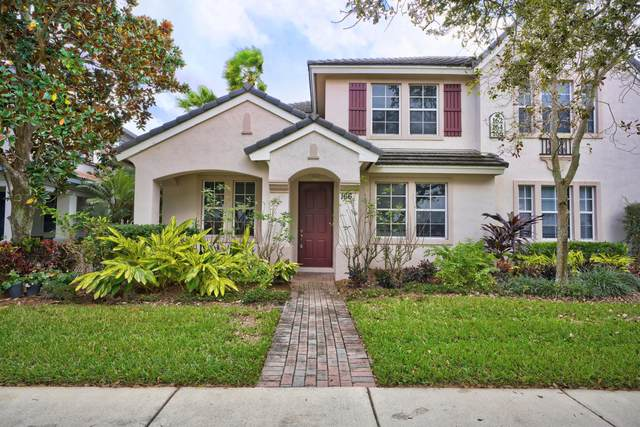 166 Evergrene Parkway, Palm Beach Gardens, FL 33410 (#RX-10598544) :: Ryan Jennings Group