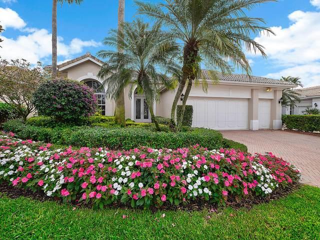126 Banyan Isle Drive, Palm Beach Gardens, FL 33418 (MLS #RX-10598558) :: Berkshire Hathaway HomeServices EWM Realty