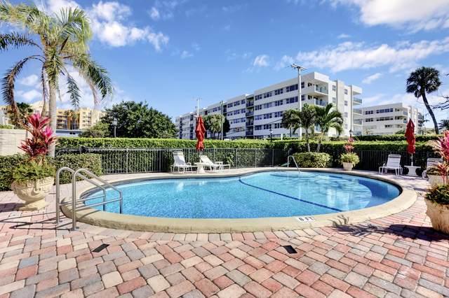 985 SE 19th Avenue #305, Deerfield Beach, FL 33441 (#RX-10598939) :: Ryan Jennings Group