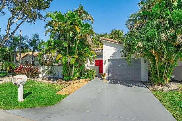 198 NW 47 Terrace, Deerfield Beach, FL 33442 (#RX-10599122) :: Ryan Jennings Group
