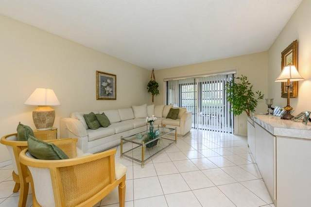 15450 Pembridge Avenue #164, Delray Beach, FL 33484 (#RX-10599180) :: The Reynolds Team/ONE Sotheby's International Realty