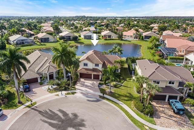 19635 Biscayne Bay Drive, Boca Raton, FL 33498 (#RX-10599301) :: Ryan Jennings Group