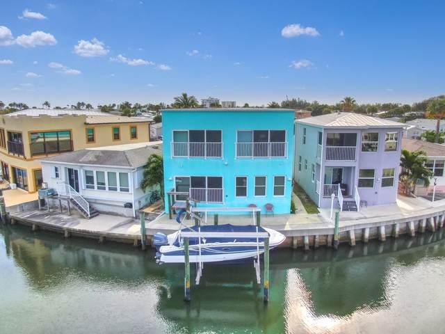 10701 S Ocean 698 Drive #698, Jensen Beach, FL 34957 (#RX-10599344) :: Ryan Jennings Group