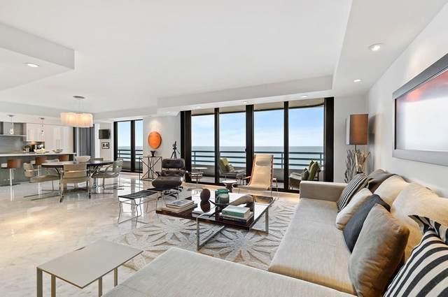1500 S Ocean Boulevard S-802, Boca Raton, FL 33432 (#RX-10599484) :: Posh Properties