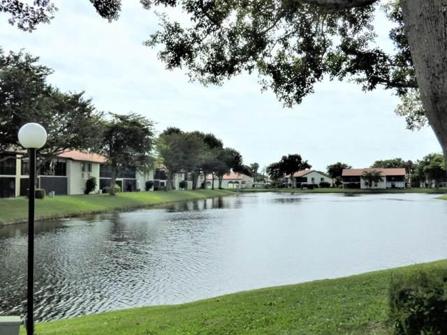 10592 Tropic Palm Avenue #101, Boynton Beach, FL 33437 (#RX-10599623) :: Ryan Jennings Group