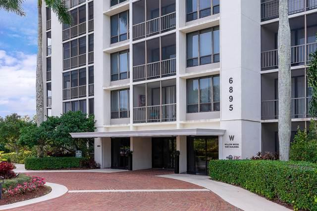 6895 Willow Wood Drive #1043, Boca Raton, FL 33434 (MLS #RX-10599789) :: Berkshire Hathaway HomeServices EWM Realty