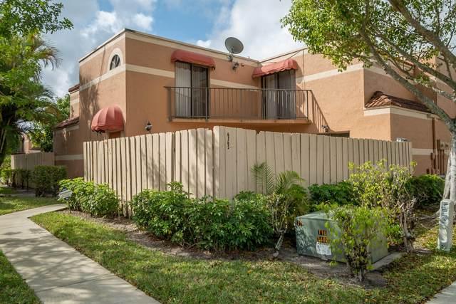 6165 Seven Springs Boulevard B, Lake Worth, FL 33463 (#RX-10599832) :: Ryan Jennings Group