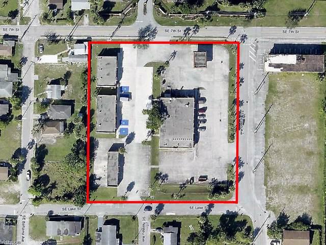 720 SE Martin Luther King Jr Boulevard, Stuart, FL 34994 (#RX-10599945) :: Ryan Jennings Group