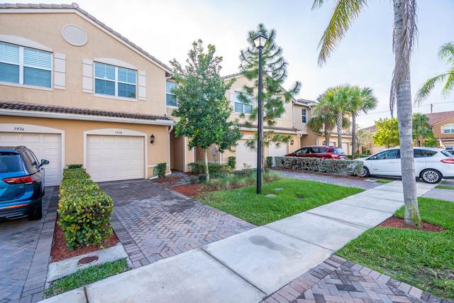 5978 Monterra Club Drive, Lake Worth, FL 33463 (#RX-10599977) :: Ryan Jennings Group