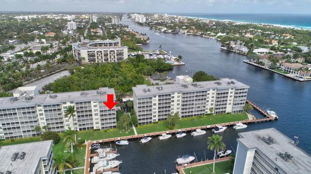 1 Harbourside Drive #4501, Delray Beach, FL 33483 (#RX-10599988) :: The Reynolds Team/ONE Sotheby's International Realty