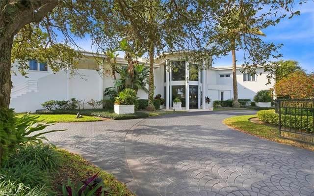 36 Rio Vista Drive, Stuart, FL 34996 (MLS #RX-10600034) :: RE/MAX
