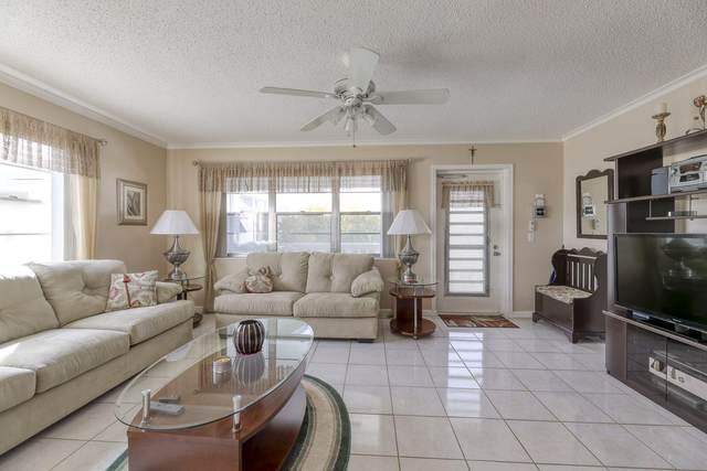 356 Markham P, Deerfield Beach, FL 33442 (#RX-10600405) :: Posh Properties