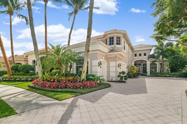 125 Island Cove Way, Palm Beach Gardens, FL 33418 (MLS #RX-10600568) :: Berkshire Hathaway HomeServices EWM Realty