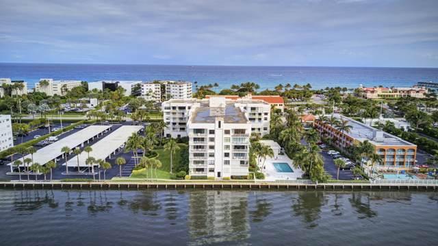 2860 S Ocean Boulevard #411, Palm Beach, FL 33480 (#RX-10600712) :: Ryan Jennings Group
