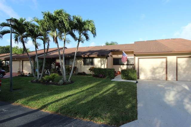 45 Mayfair Lane, Boynton Beach, FL 33426 (#RX-10600765) :: The Reynolds Team/ONE Sotheby's International Realty