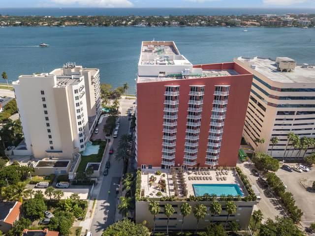 1551 N Flagler Drive #705, West Palm Beach, FL 33401 (#RX-10600931) :: Ryan Jennings Group