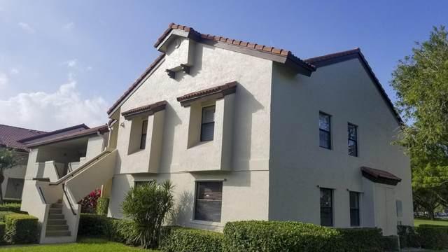 5899 Parkwalk Drive #624, Boynton Beach, FL 33472 (#RX-10600998) :: Ryan Jennings Group
