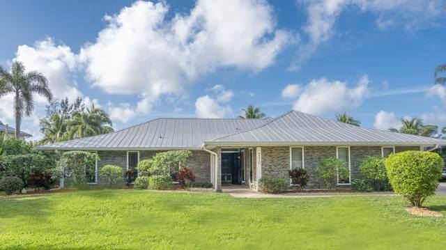 710 SW Bittern Street, Palm City, FL 34990 (MLS #RX-10601119) :: Berkshire Hathaway HomeServices EWM Realty