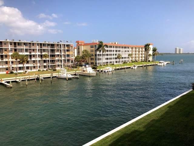 125 Shore Court 304B, North Palm Beach, FL 33408 (MLS #RX-10601228) :: Berkshire Hathaway HomeServices EWM Realty
