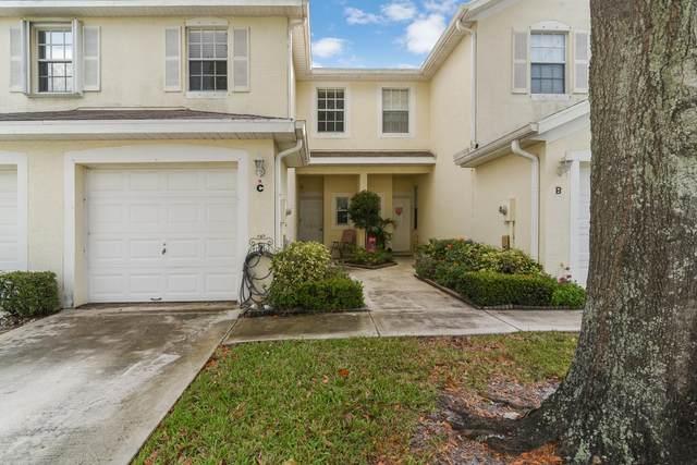 227 Foxtail Drive C, Greenacres, FL 33415 (MLS #RX-10601434) :: Berkshire Hathaway HomeServices EWM Realty