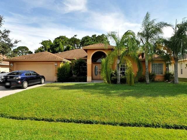 6173 NW Deville Circle, Port Saint Lucie, FL 34953 (MLS #RX-10601461) :: Berkshire Hathaway HomeServices EWM Realty