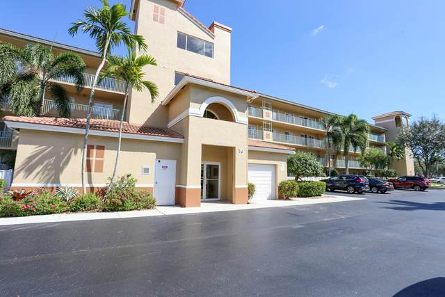 12560 Majesty Circle #408, Boynton Beach, FL 33437 (#RX-10601518) :: Ryan Jennings Group