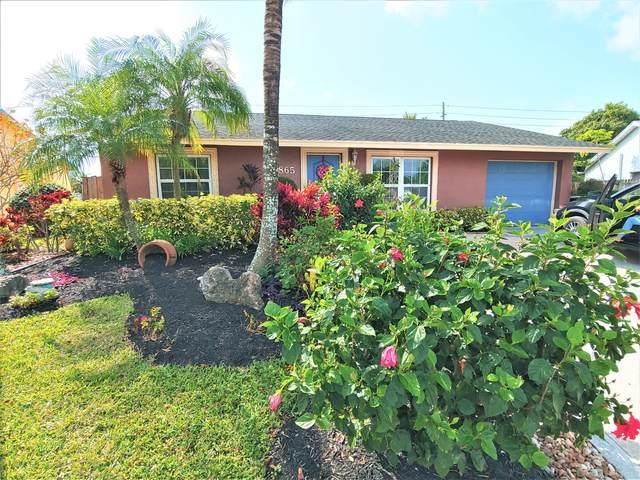 4865 Poseidon Place, Lake Worth, FL 33463 (#RX-10601742) :: Ryan Jennings Group