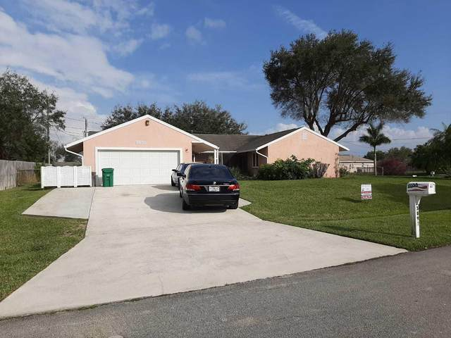3891 SW Lachine Street, Port Saint Lucie, FL 34953 (#RX-10601862) :: Ryan Jennings Group