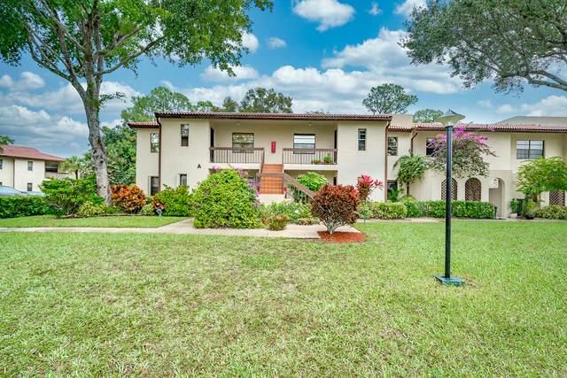 21864 Arriba Real 3-C, Boca Raton, FL 33433 (MLS #RX-10601985) :: Castelli Real Estate Services