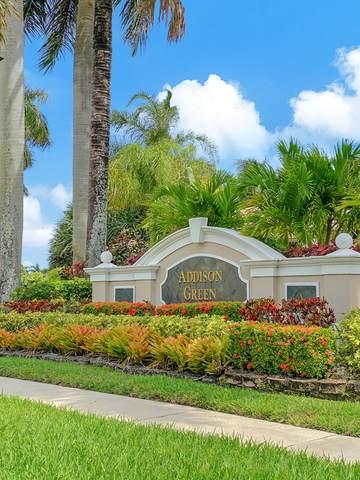 6731 Southport Drive, Boynton Beach, FL 33472 (MLS #RX-10601996) :: Laurie Finkelstein Reader Team