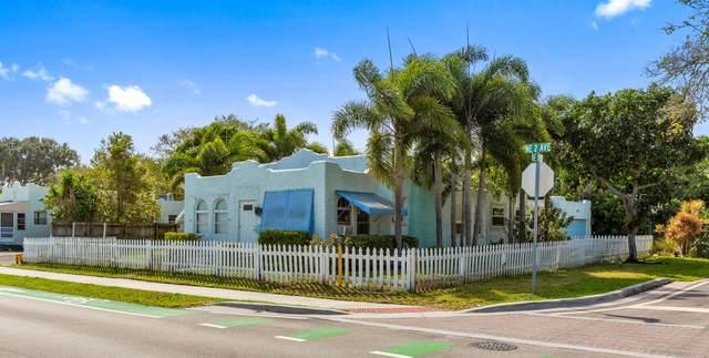 136 NE 12th Street, Delray Beach, FL 33444 (#RX-10602048) :: Dalton Wade