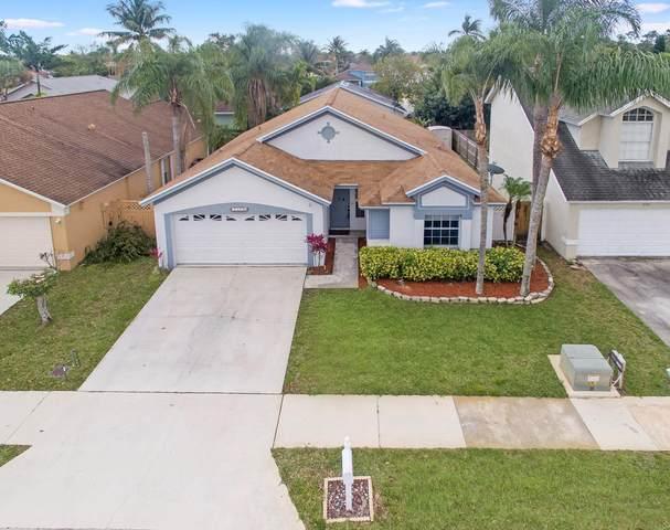 5160 Foxhall Drive N, West Palm Beach, FL 33417 (#RX-10602087) :: Ryan Jennings Group