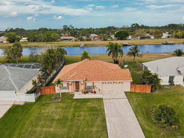 1149 SW Abingdon Avenue, Port Saint Lucie, FL 34953 (#RX-10602177) :: Ryan Jennings Group