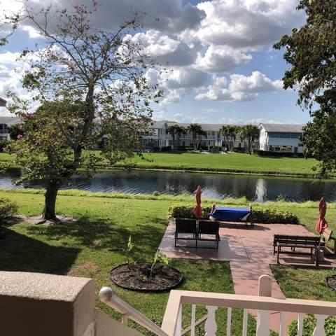 201 Bedford H, West Palm Beach, FL 33417 (MLS #RX-10602296) :: Berkshire Hathaway HomeServices EWM Realty