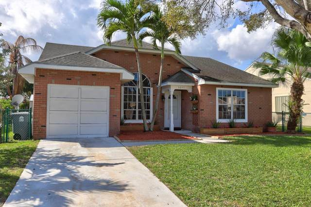 5647 Pebble Brook Lane, Boynton Beach, FL 33472 (#RX-10602365) :: The Reynolds Team/ONE Sotheby's International Realty